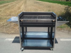 BARBECUE PROFESSIONALE PER IL CATERING